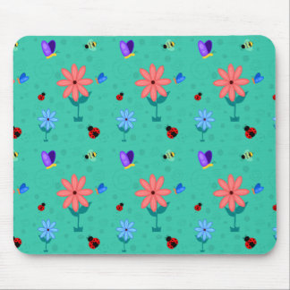 Spring is Here! Mouse Pad