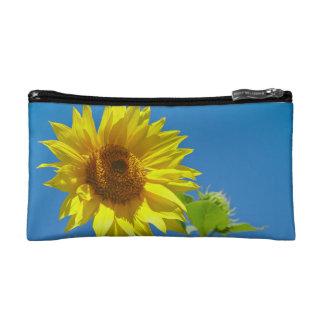 Spring is here! - Springtime sunflowers Makeup Bag