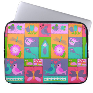 Spring is in the Air Laptop Computer Sleeves