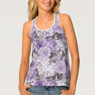 Spring is in the air | Pretty flowers floral Singlet