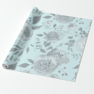 Spring is in the air wrapping paper