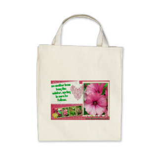 Spring Is Sure To Follow Tote Bag