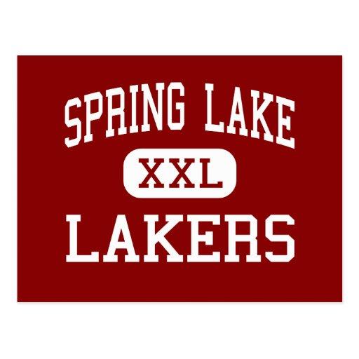 Spring Lake - Lakers - High - Spring Lake Michigan Postcards