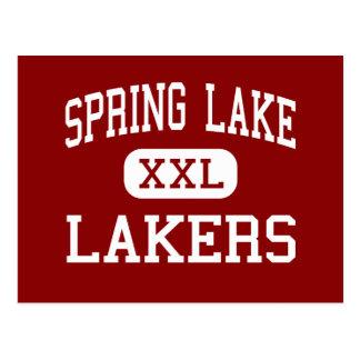 Spring Lake - Lakers - Junior - Spring Lake Postcard