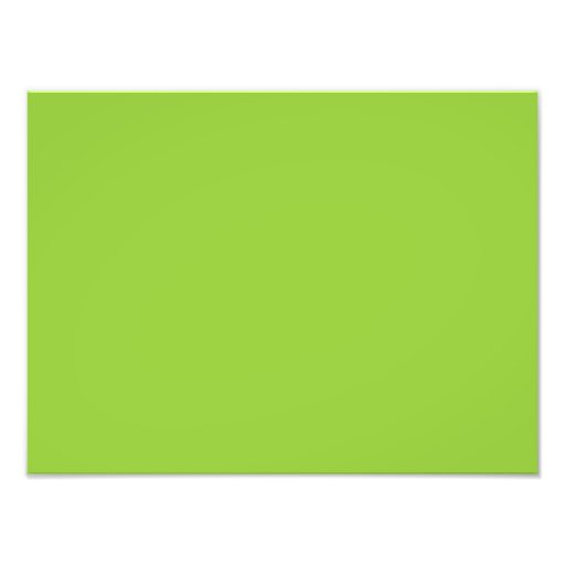 Spring Light Lime Green Color Trend Blank Template Photograph