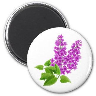 Spring Lilacs Magnet