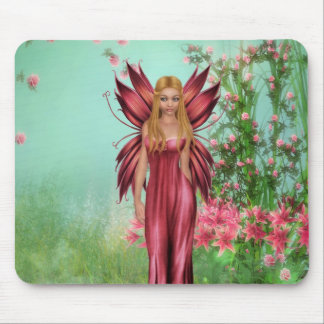 Spring Lily Mousemat