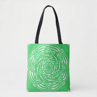 Spring Mandala Tote Bag