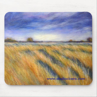 Spring Marsh Mouse Pad
