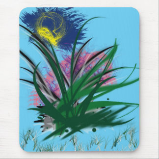 Spring Moments Mouse Pad