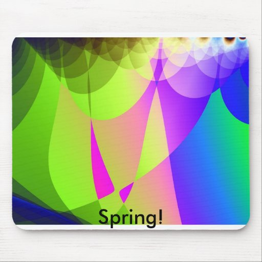 Spring! Mouse Pads