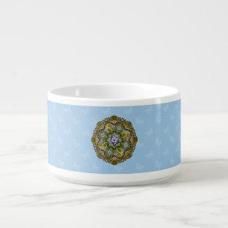 Spring Nouveau Chili Mug Small Soup Bowl With Handle