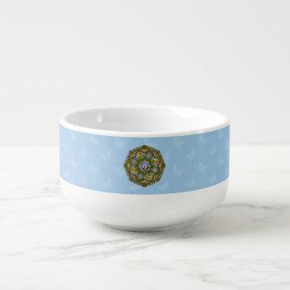 Spring Nouveau Soup Mug