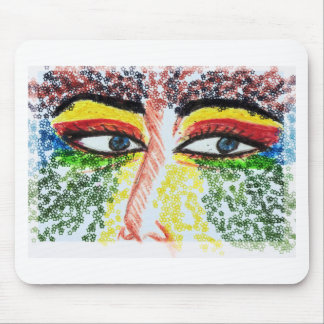 spring of colors mousepads
