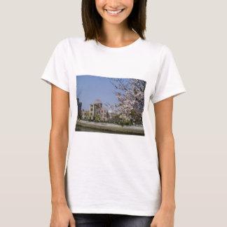 Spring of the Hiroshima peaceful park atomic bomb T-Shirt