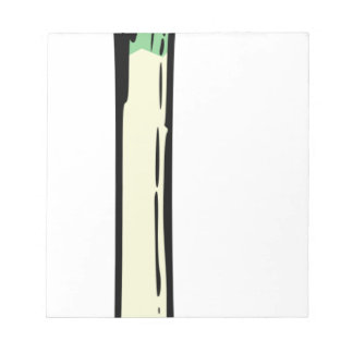 Spring Onion Notepad