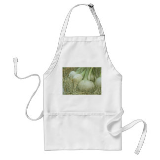 Spring Onion Standard Apron