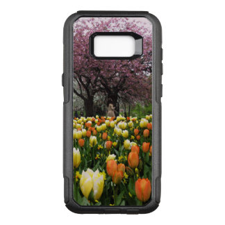 Spring Park Flower Trees Photo OtterBox Commuter Samsung Galaxy S8+ Case