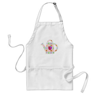 Spring Patches Apron