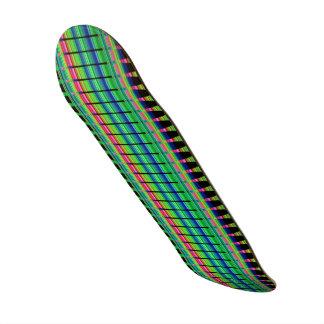 Spring Peruvian Array Skateboard Deck