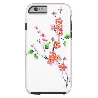 Spring Plum Blossoms Tough iPhone 6 Case
