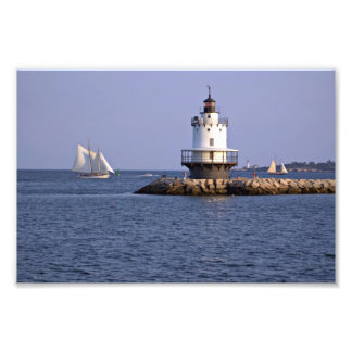 Spring Point Ledge Light, Maine photo