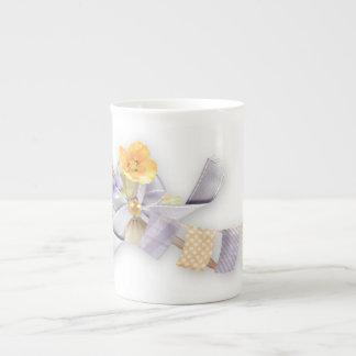 Spring - Pretty Spring Florals Tea Cup