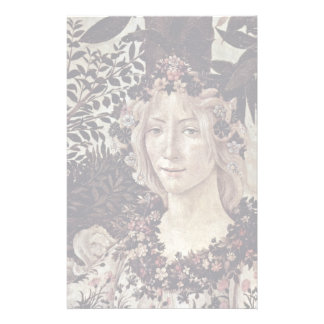 Spring (Primavera)  By Botticelli Sandro Personalized Stationery