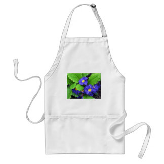 Spring Primroses Adult Apron