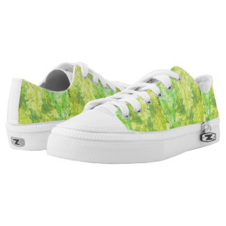Spring Printed Shoes