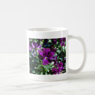 Spring Purple Flower Products Mug