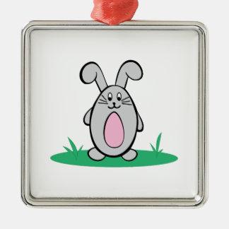 Spring Rabbit Christmas Tree Ornament