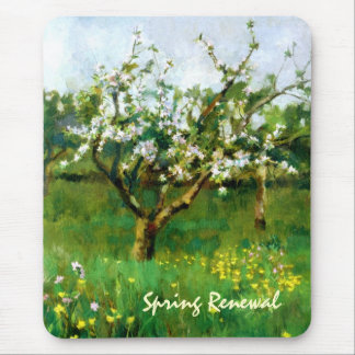 Spring Renewal. Easter Gift Mousepad