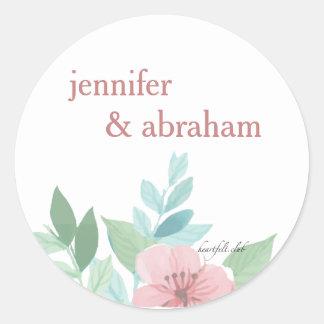 Spring Romance Sticker