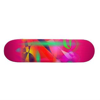 Spring Rush Skate Deck