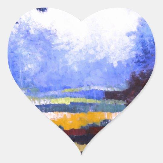 Spring Seaon 2.JPG Heart Sticker