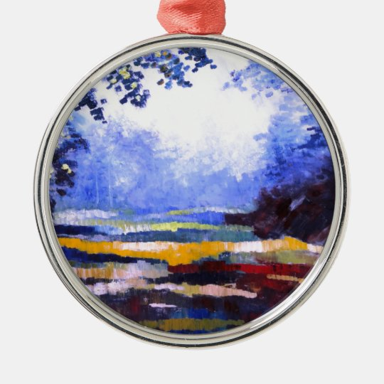 Spring Seaon 2.JPG Metal Ornament