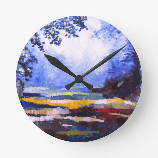 Spring Seaon 2.JPG Round Clock