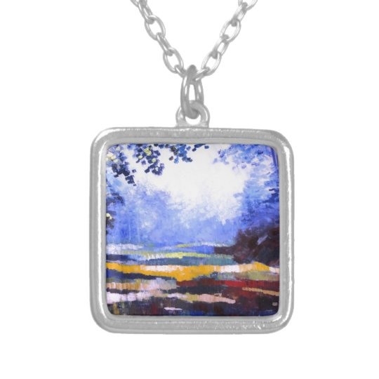 Spring Seaon 2.JPG Silver Plated Necklace