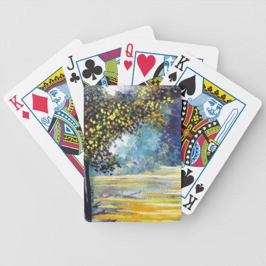Spring Season 1 Bicycle Playing Cards