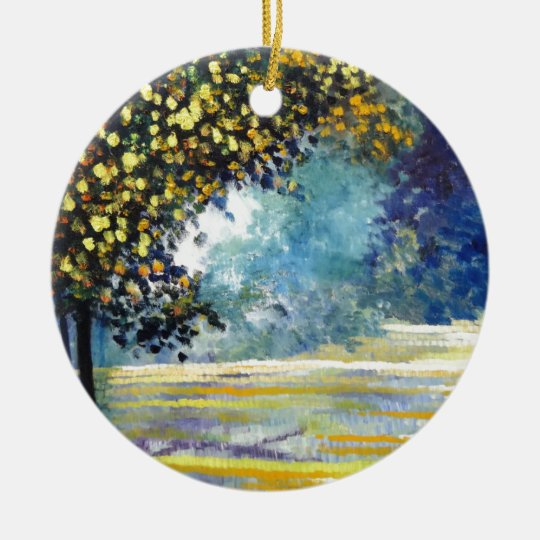 Spring Season 1 Ceramic Ornament