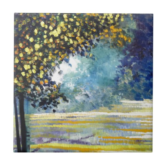 Spring Season 1 Ceramic Tile