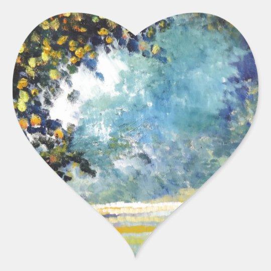 Spring Season 1 Heart Sticker