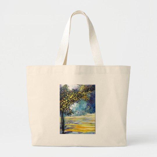 Spring Season 1 Large Tote Bag