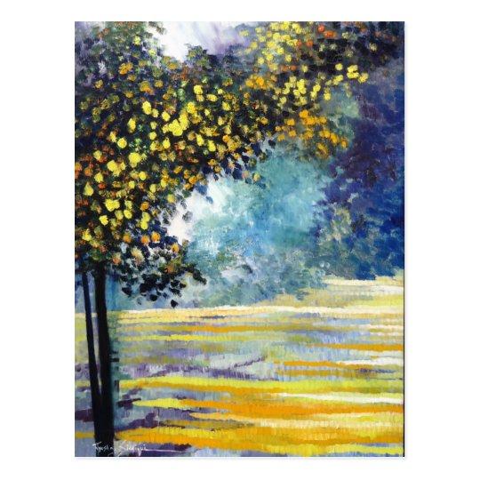 Spring Season 1 Postcard