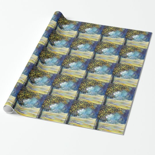 Spring Season 1 Wrapping Paper