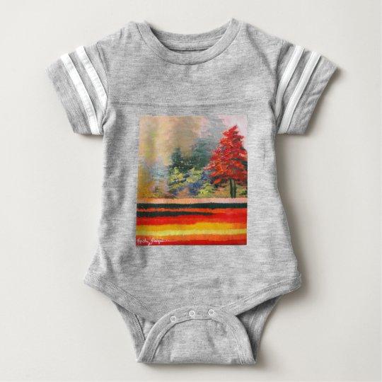Spring Season 3 Baby Bodysuit