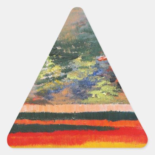 Spring Season 3 Triangle Sticker