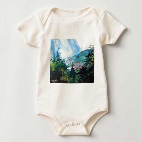 Spring Season 4 Baby Bodysuit