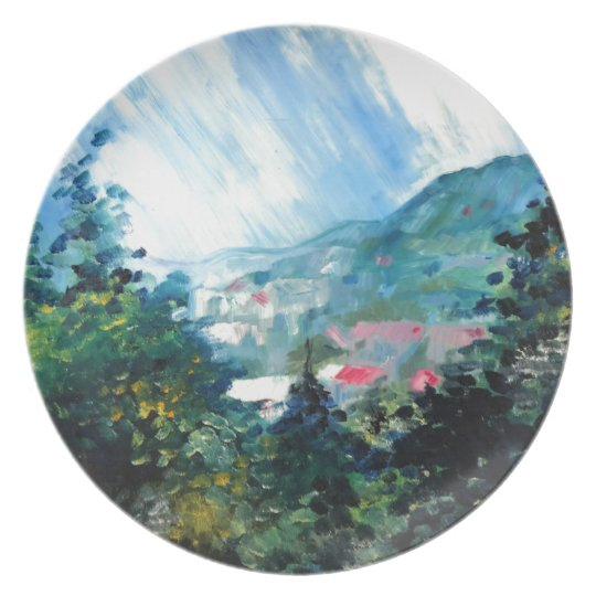 Spring Season 4 Plate